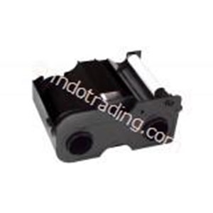 Premium Black ( K) Cartridge W/ Cleaning Roller 1000 Image For C30e # P/ N : 44201