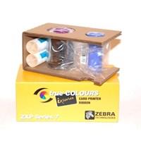 Jual Tinta Printer or Ribbon Zebra ZXP Series 7 YMCKO 250 Image PN#: 800077-740 2