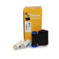Tinta Printer or Ribbon Black Zebra ZXP Series 7 5000 Image PN#:800077-711 1