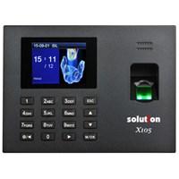 Jual Mesin Absensi Fingerprint Solution X105