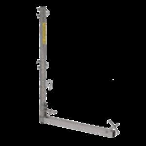 Dari Aluminium Scaffolding Handrail Systems 0