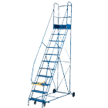 Aluminium Scaffolding Mobile Safety Steps