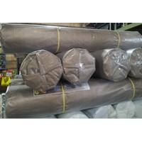 Peralatan Perkebunan Plastik Ultra Violet 6% Untuk Jemur Kakao