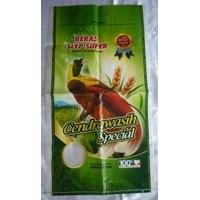 Distributor Karung Plastik Beras Laminasi  3