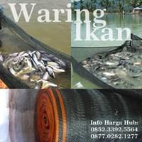 Jual Produk Plastik Pertanian Waring Ikan Hitam