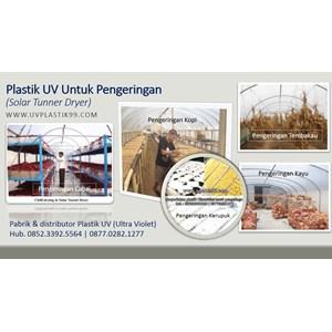 Produk Plastik Pertanian Plastik Uv 6 Kualitas Import Cap Vatan