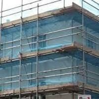 Jaring Bangunan Safety Gedung 1