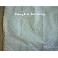 Distributor Karung Plastik Warna Putih Polos  3