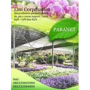 Plastik Paranet Jaring Peneduh Bunga
