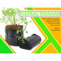 Jual Plastik Polybag Hitam 081232584950 2