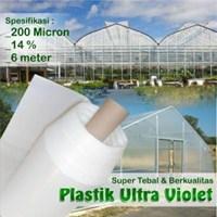 Jual Produk Plastik Pertanian Plastik Ultra Violet 6%