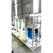 Mesin Ro ( Reverse Osmosis ) 4000 Gpd Untuk Filter Air