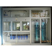 Mesin Sterilisasi Minuman Air Isi Ulang Bio Energy