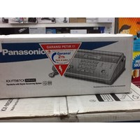 Jual Fax Panasonic KXFT 987