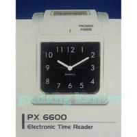 Mesin absensi kartu Pomaxy PX6600 1