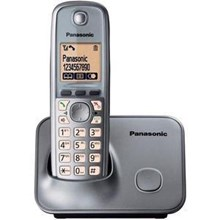 Cordless Panasonic Telepon KXTG 6711