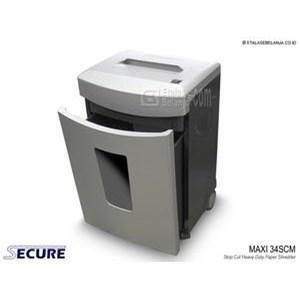 Mesin Penghancur Kertas Secure MAX 34SCM