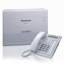PABX Panasonic KX-TES824+Panasonic KXT7730