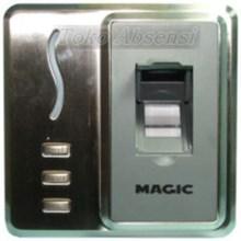 Mesin absensi sidik jari fingerprint magic Mp 1600