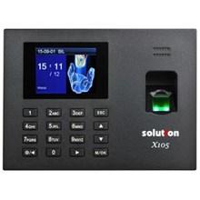 Mesin absensi sidik jari fingerprint solution X 105C