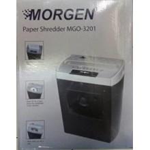 Mesin penghancur kertas(Paper shredder) Morgen 3201