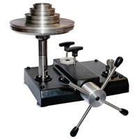 Alat ukur kalibrasi Dead Weight Tester Hydraulic BUDENBERG BHG1200