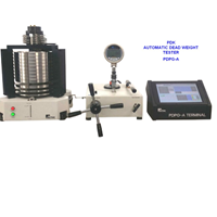 Automatic Dead Weight Tester 1