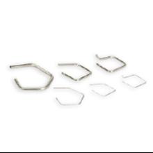 Milligramm Weights Wire shape