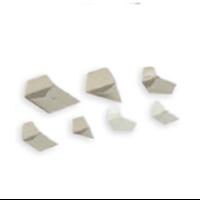 Milligramm Weights Flat polygonal Sheets 1