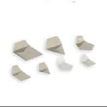 Milligramm Weights Flat polygonal Sheets