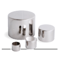Cylinder Weights Solid Stackable 1