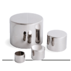 Cylinder Weights Solid Stackable