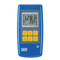 Temperature Hand-Held Instrument MH 3710 1
