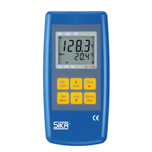 Temperature Hand-Held Instrument MH 3710