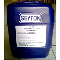 Industrial Cleaner Concentrated Seyton S-256