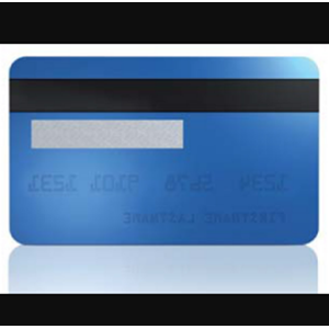Magnetic Stripe Card Iso 7811