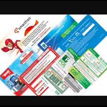Voucher Scratch Card For Telecommunication