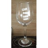 Jual P049 310Ml Wine Glass  2