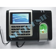 Fingerprint Time Attendance X628-C