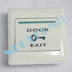 Push Button bahan Plastik