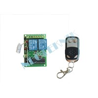 2 & 4-Channel RF Remote Control Switch
