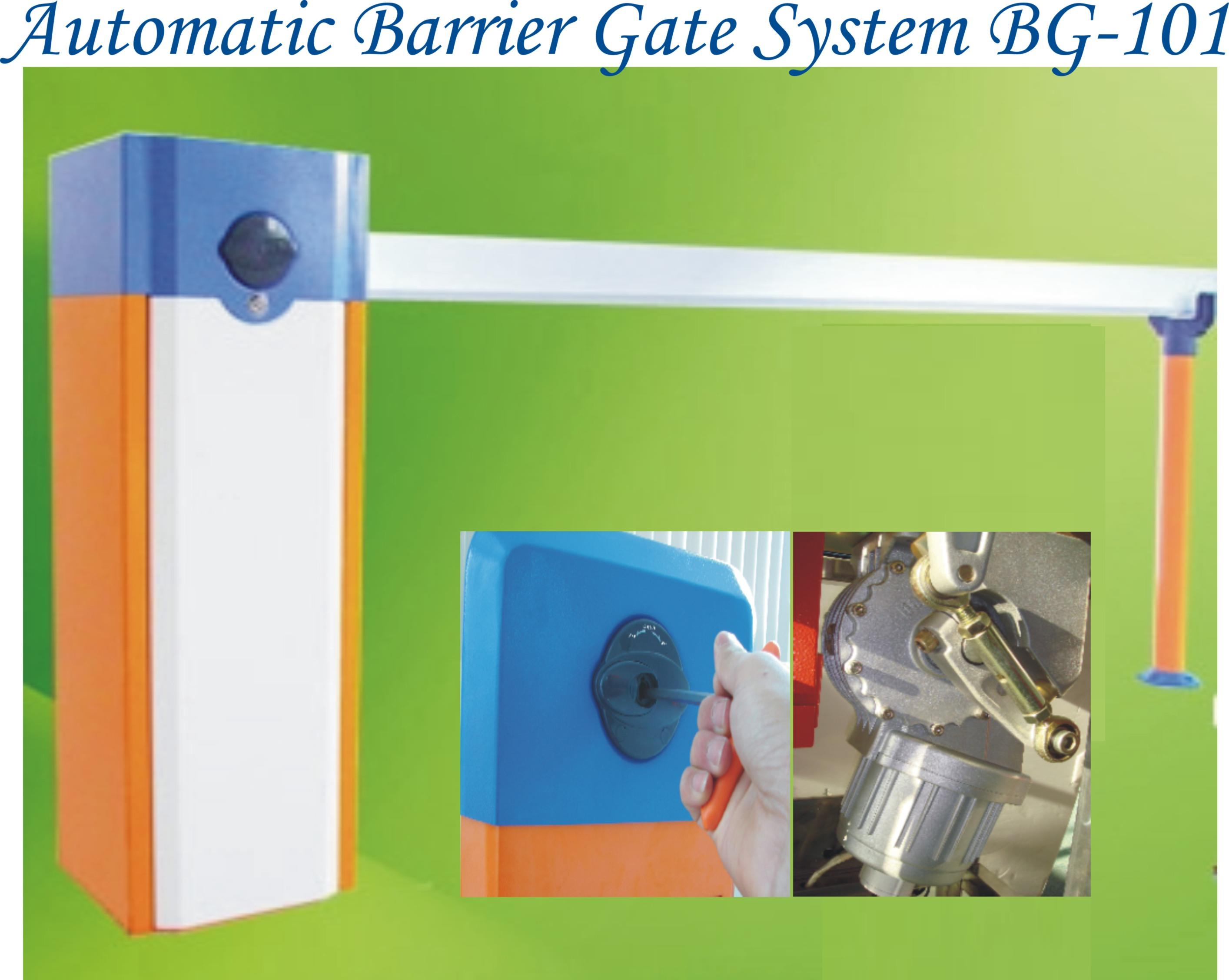 Sell Barrier Gate BG-101 from Indonesia by CV  Neo Teknik Prima,Cheap Price