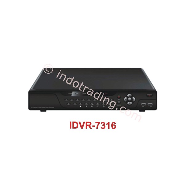 DVR Perekam Video Digital 16 Channel