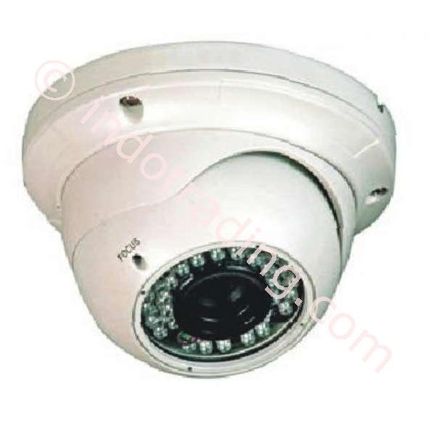 Kamera CCTV Dome Vandalism