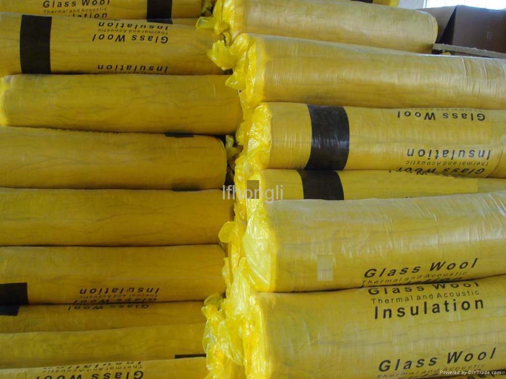 Jual glasswool blanket insulation rockwool harga murah for Rockwool blanket insulation