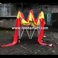 Jual Tenda Promosi HX 3 x 3 m