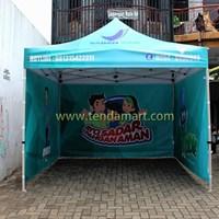 Tenda Lipat Praktis Badan Pom 1
