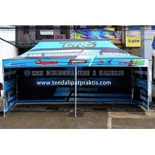 Tenda  Lipat Paddock 3mx6m Hexa