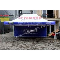 Tenda Lipat 4mx6m Hexa Aluminium Yamaha