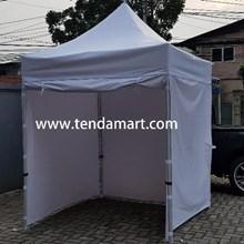 Tenda Lipat 2mx2m Hexa Aluminium